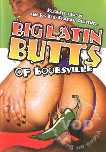 Big Latin Butts Of Boobsville Box Cover