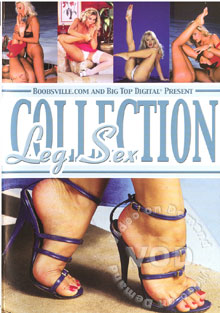 Leg Sex Collection Box Cover