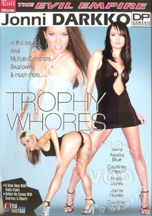 Trophy Whores Box Cover