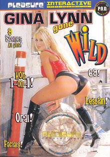 Gina Lynn Gone Wild Box Cover