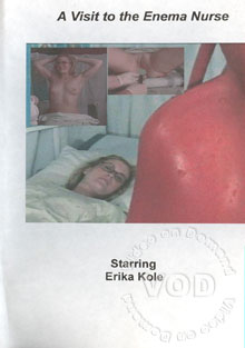 A Visit To The Enema Nurse Box Cover