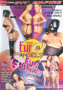 Euro Angels 13 - Fun Funnels Box Cover