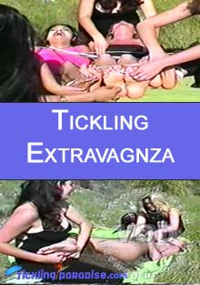 Tickling Extravganza Box Cover