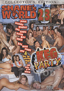 Shane's World 23 - Keg Party Box Cover