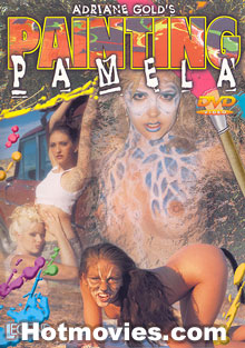 Painting Pamela Box Cover