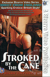 Stroked By The Cane Box Cover