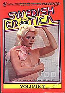Swedish Erotica Volume 7 Box Cover