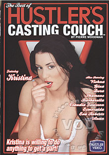 The Best of Hustler's Casting Couch Box Cover
