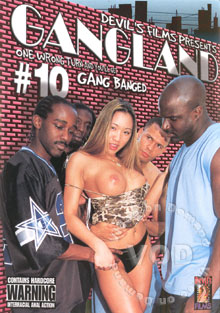 Gangland 10 Box Cover