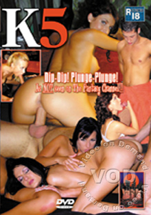 K5 - Episode 3 Box Cover