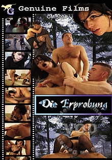 Die Erprobung Box Cover