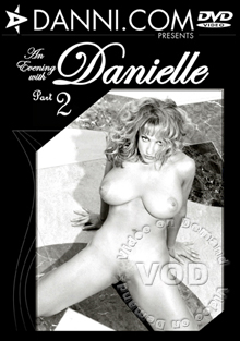 An Evening With Danielle Part 2 Box Cover