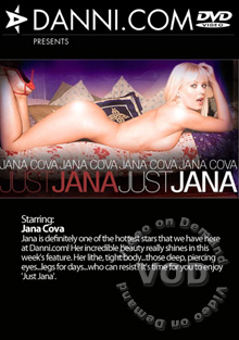 Just Jana Box Cover