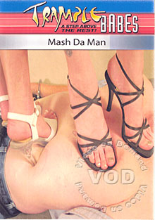 Mash Da Man Box Cover
