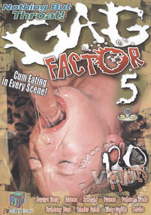 Gag Factor 5 Box Cover