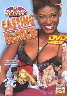 Casting By Coco Box Cover