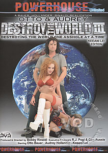 Otto & Audrey Destroy The World III - Keeani Lei Edition Box Cover