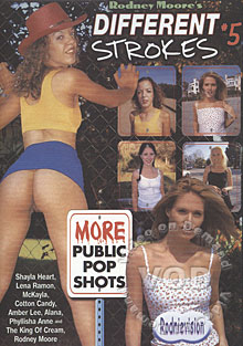 Different Strokes #5 - More Public Pop Shots Box Cover