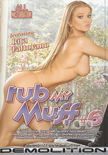Rub My Muff #6 Box Cover