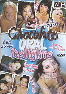 Chocolate Oral Delights Box Cover