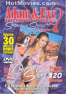 Adam & Eve Signature Series Volume 4 - Cheyenne Silver