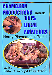 Horny Playmates 4 Part 1 Box Cover