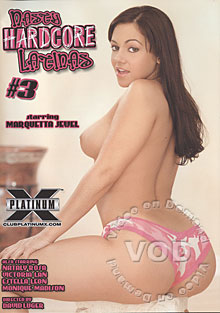 Nasty Hardcore Latinas #3 Box Cover