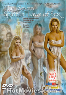 The Seven Spiritual Laws of Sex Box Cover