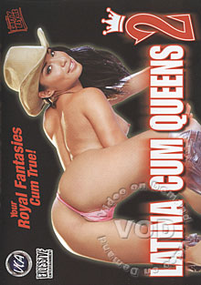 Latina Cum Queens 2 Box Cover