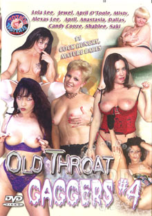 Old Throat Gaggers #4 Box Cover