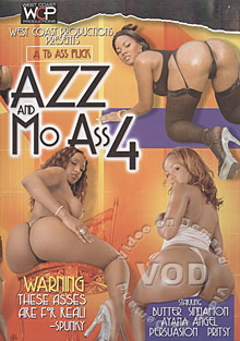 Azz And Mo Ass 4 Box Cover