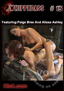 Whipped Ass #15 Featuring Paige Bree And Alissa Ashley Box Cover