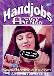Handjobs Across America Box Cover