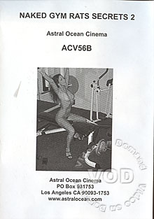 Naked Gym Rats Secrets 2 Box Cover