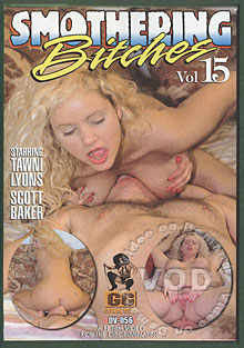 Smothering Bitches Vol 15 Box Cover
