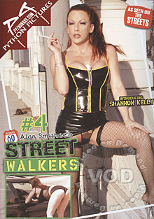 Street Walkers #4 Box Cover