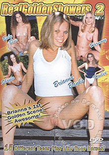 Real Golden Showers 2 Box Cover