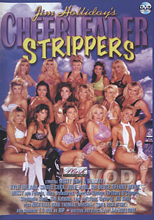 Cheerleader Strippers Box Cover