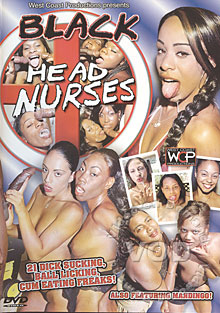 Black Head Nurses Box Cover