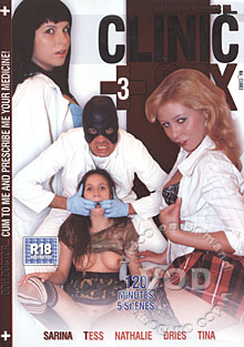 Clinic Sex 3 Box Cover