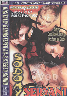 Sodomy Servant Box Cover