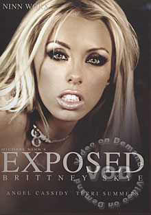 Exposed Brittney Skye Box Cover