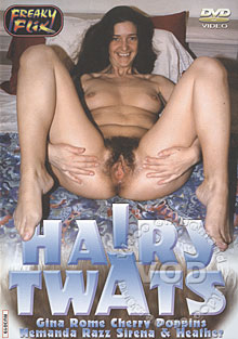 Hairy Twats Box Cover