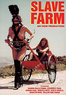 Slave Farm Box Cover