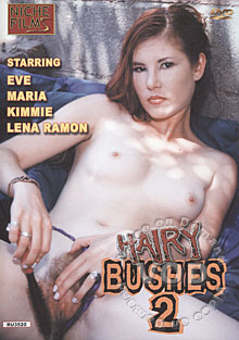 Hairy Bushes 2 Box Cover
