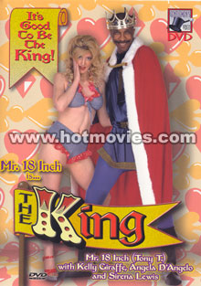 The King Box Cover