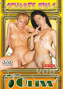 Scharfe Girls (Hot Girls) Box Cover