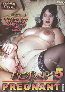Horny And Pregnant 5 Box Cover