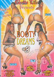 Booty Dreams #3 Box Cover