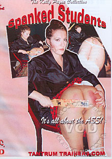 Spanked Students Box Cover